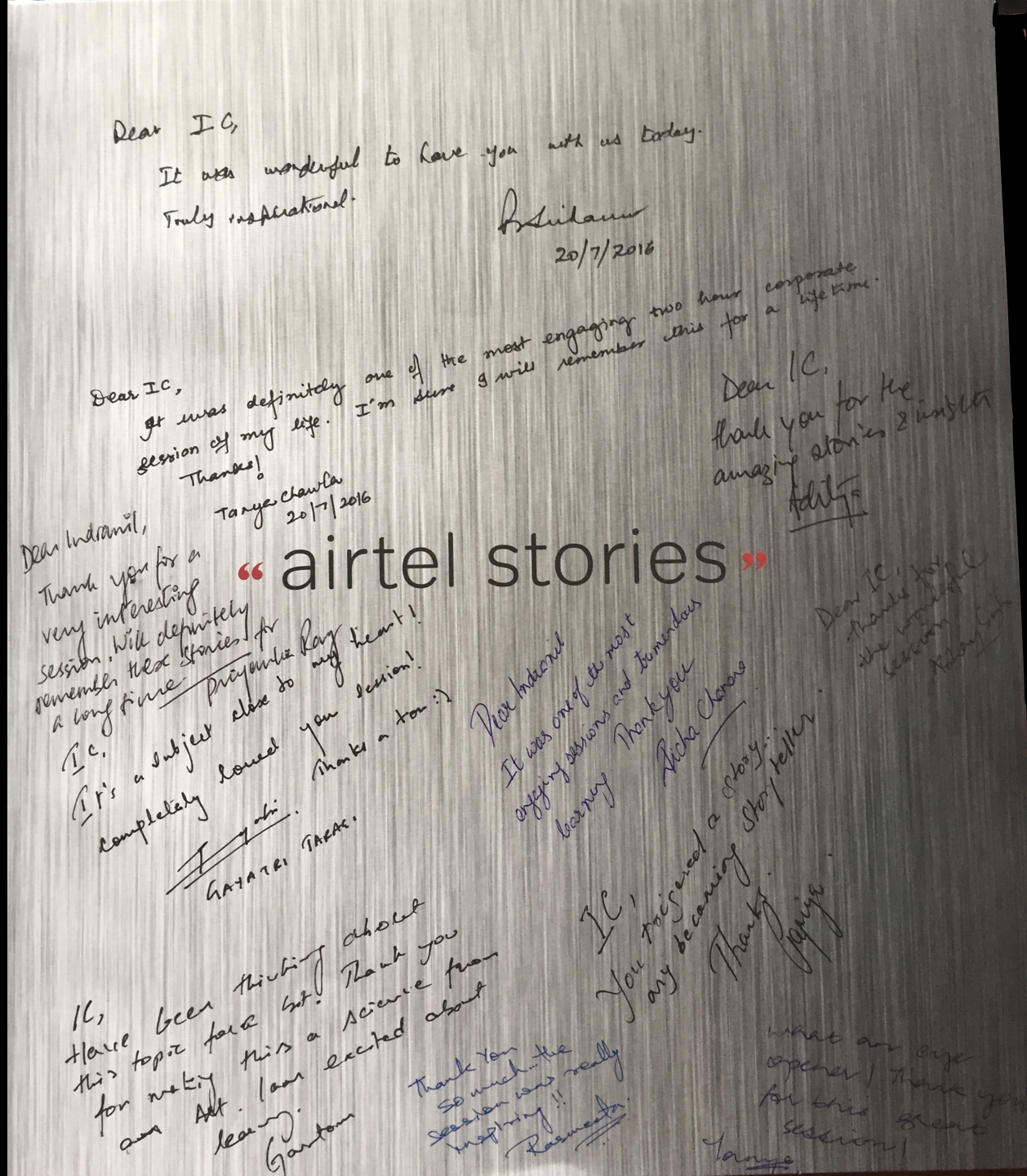 history of airtel Bharti airtel bharti airtel limited is a leading global telecommunications company with operations in 20 countries across asia and africa headquartered in new delhi.